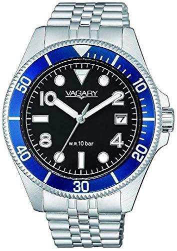 orologio solo tempo uomo Vagary By Citizen Acqua casual cod. VD5-015-57