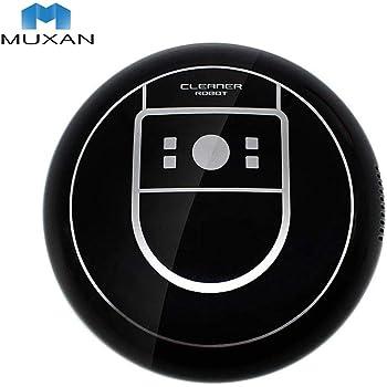 Muxan - Robot de aspiración ultrafino de 70 mm, aspirador más ...