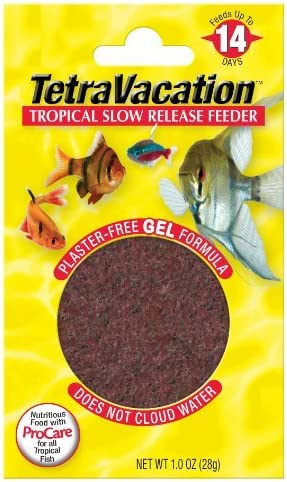 Tetra Weekend Tropical Slow Release Feeder Fish Food