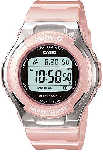 [カシオ] 腕時計 ベビージー 電波ソーラー BGD-1300-4JF ピンク