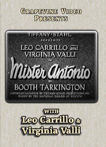 Mister Antonio by Leo Carrillon