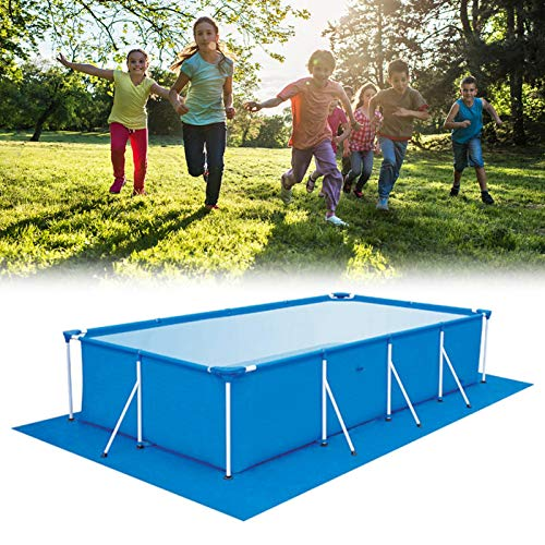 Leiyini - Sicherheit für Pools in Blau, Größe 445 * 244 CM