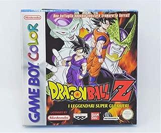 Game Boy Color - Dragon Ball Z - Legendary Super Warriors - [PAL ITA]
