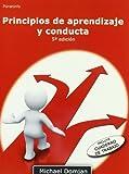 Principiosdeaprendizajeyconducta (Psicología)