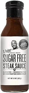 G Hughes Sugar Free Steak Sauce 1 Bottle 13 oz.