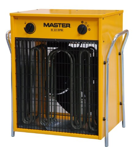 Master Elektro Heizgerät B 22 EPB ,22 kW bis 350 m³