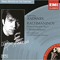 Rachmaninov: Piano Conc No 3