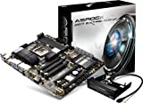 ASRock LGA1150/Intel Z87/DDR3/Quad CrossFireX and Quad SLI/SATA3 and USB 3.0/Wi-Fi/A&2GbE/ATX Motherboard Z87 EXTREME9/AC