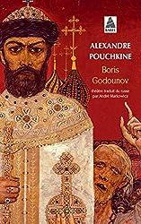 Boris godounov (babel) d'Alexandre Pouchkine