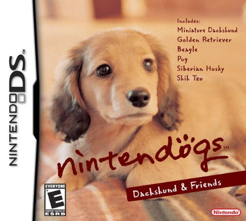 Nintendogs Dachshund & Friends [Spanisch Import]