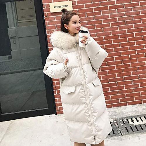 DPKDBN Down Jacket, Dames donsjack lange winter vrouwelijke jas donsjacks mode parka jas puffer jassen oversized bovenkleding