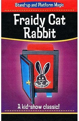 gran selección y entrega rápida Fraidy Cat Rabbit Rabbit Rabbit (Clown) - Trick  minoristas en línea