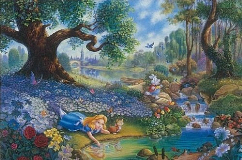 500 Piece Magical Journey Hidden picture] D500416 (japan import)