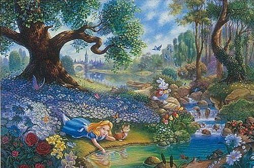 500 Piece Magical Journey Hidden picture] D-500-416 (japan import)