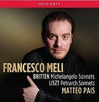 Michelangelo Sonnets, Petrarch Sonnets (2013-11-19)