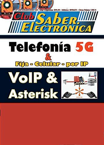 TELEFONÍA 5G & FIJA – CELULAR – POR IP: Club Saber Electrónica...