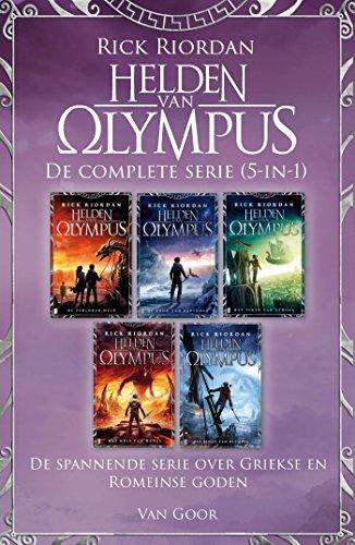 De helden van Olympus - De complete serie (5-in-1) (Dutch Edition)