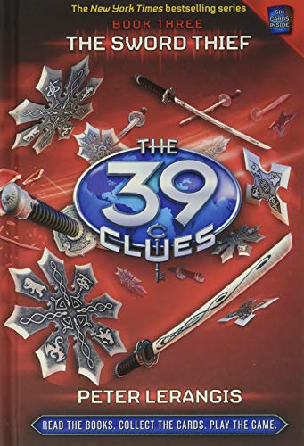 The Sword Thief (The 39 Clues, Book…