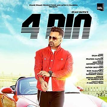 4 Din (feat. Prateek Kapoor)