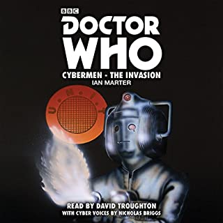 Doctor Who: Cybermen - the Invasion cover art