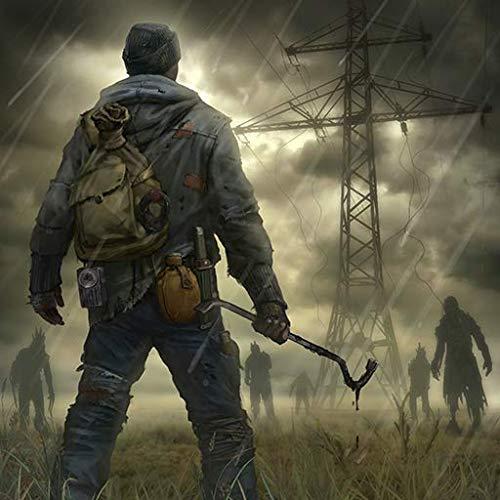 Dawn of Zombies: Survival after the Last War. Juego Estrategía de Apocalipsis Zombie Multijugador