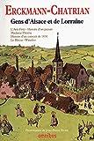 Gens d'Alsace et de Lorraine (nouvelle édition)