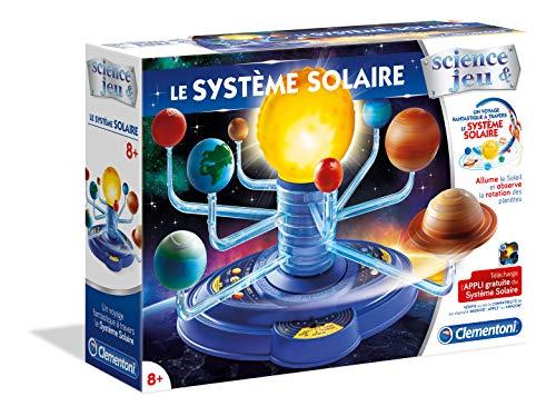 Clementoni Science & Ju-Le - Sistema Solar, 52414, Multicolor