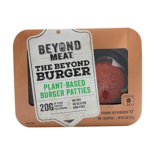 Beyond Meat The Beyond Burger,, 8 Oz (Pack Of 8)