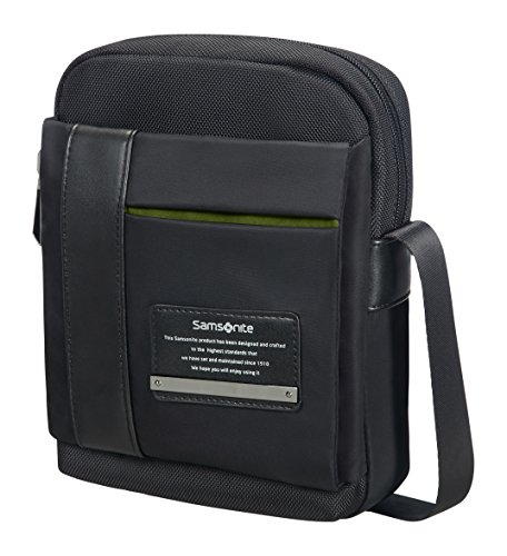 Samsonite Tablet Crossover M 7.9 inch (Jet Black) -Open Road Messenger...