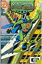 Secret Origins of Justice League International #35