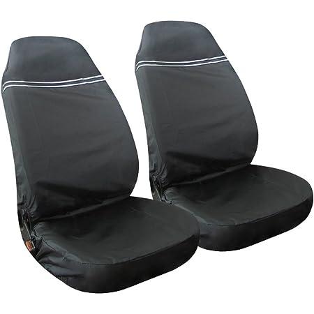 Eufab 28115 Werkstatt Sitzschoner 2 Er Set Auto