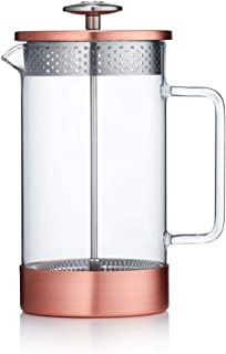 Barista & BC049-022 Core Coffee Press French, Stainless Steel