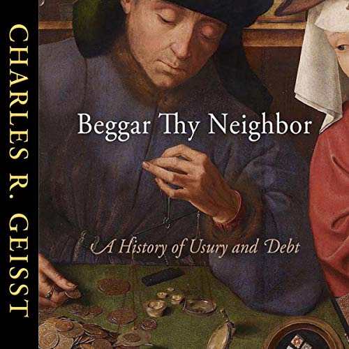Beggar Thy Neighbor audiobook cover art