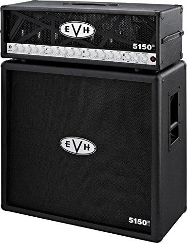 Discover Bargain EVH 5150 III 100W Guitar Tube Head Black with 5150 III 412 Guitar Cab Black