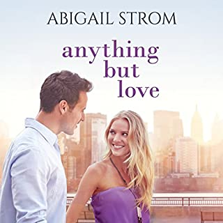 Anything but Love audiobook cover art