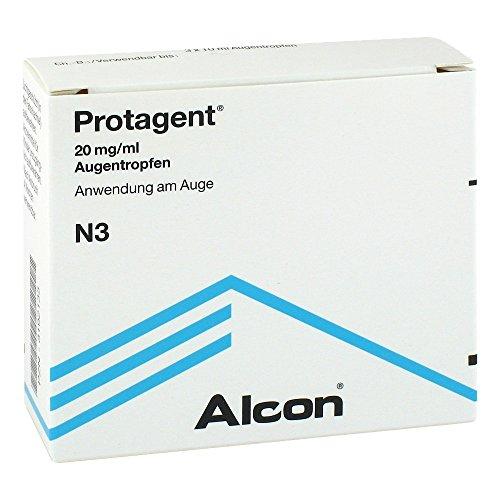 PROTAGENT Augentropfen 3X10 ml