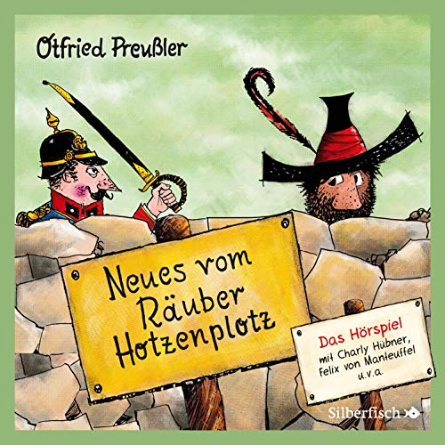 Neues vom Räuber Hotzenplotz audiobook cover art