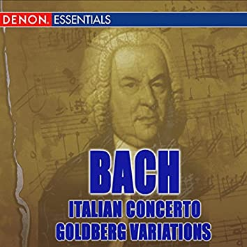 J. S. Bach: Italian Concerto - Goldberg Variations