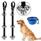 CATOOP Potty Bells Dog Doorbells for Dog Training Adjustable Door Bell...