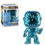 Funko Pop! – 36219 – Marvel: Avengers Infinity War – Thanos (Chrome - Azul) – Figura de Vinilo, 9cm...