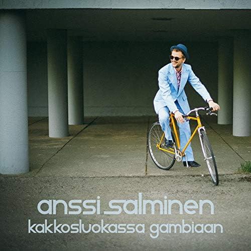 Anssi Salminen feat. Harri Kuusijarvi