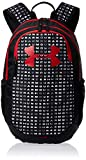 Under Armour Adult Scrimmage Backpack 2.0 , Black (002)/Red , One Size Fits All