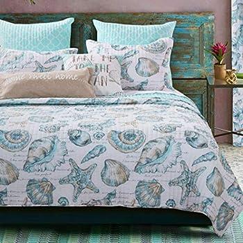 teal queen bedding set