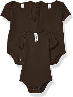 ملابس Marky G للأطفال الرضع الرضع الرضع الرضع الرضع الرضع من قطعة واحدة بأكمام قصيرة - 3 قطع للنوم