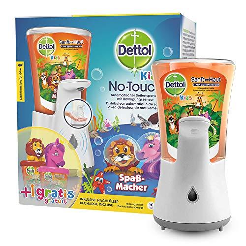 DETTOL No-Touch Starter Set (niños) – Animals