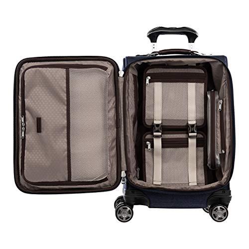 Travelpro Platinum Elite 20' Business Plus Spinner, True Navy