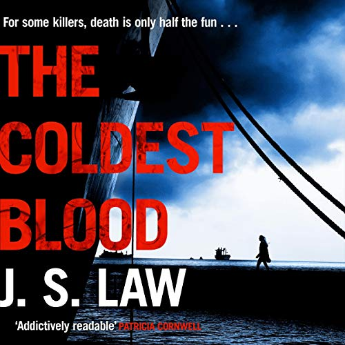 The Coldest Blood cover art