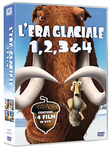 L' Era Glaciale - Quadrilogia (4 Dvd)