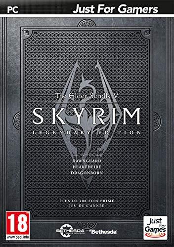 The Elder Scrolls V: Skyrim - édition légendaire [Importación francesa]