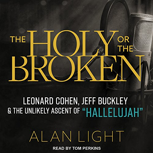 The Holy or the Broken audiobook cover art